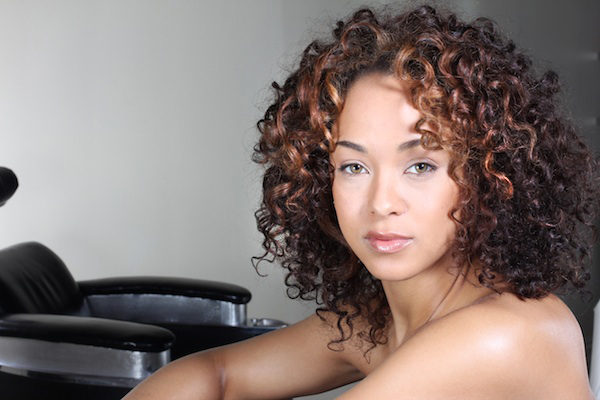Kinky curly hairstyle_african-american hairstyles