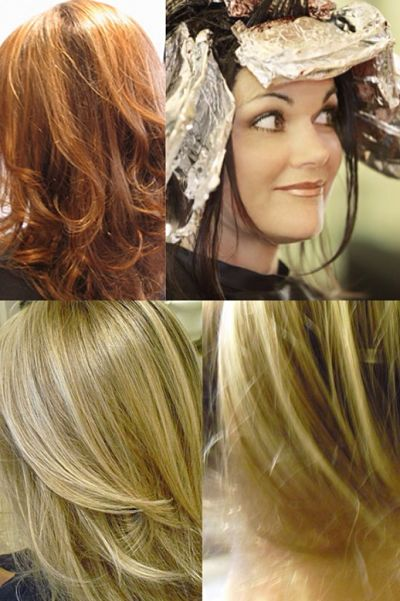 Foils Vs. Balayage | Balayage Hair Color Pictures | Balayage Hair Color