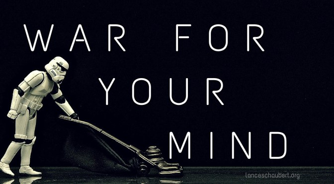 War for Your Mind: Information in 2016