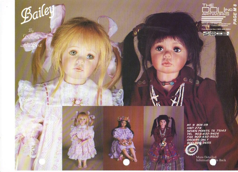 """24"""" Bailey, 20"""" Bailey, 14"""" Bailey"""
