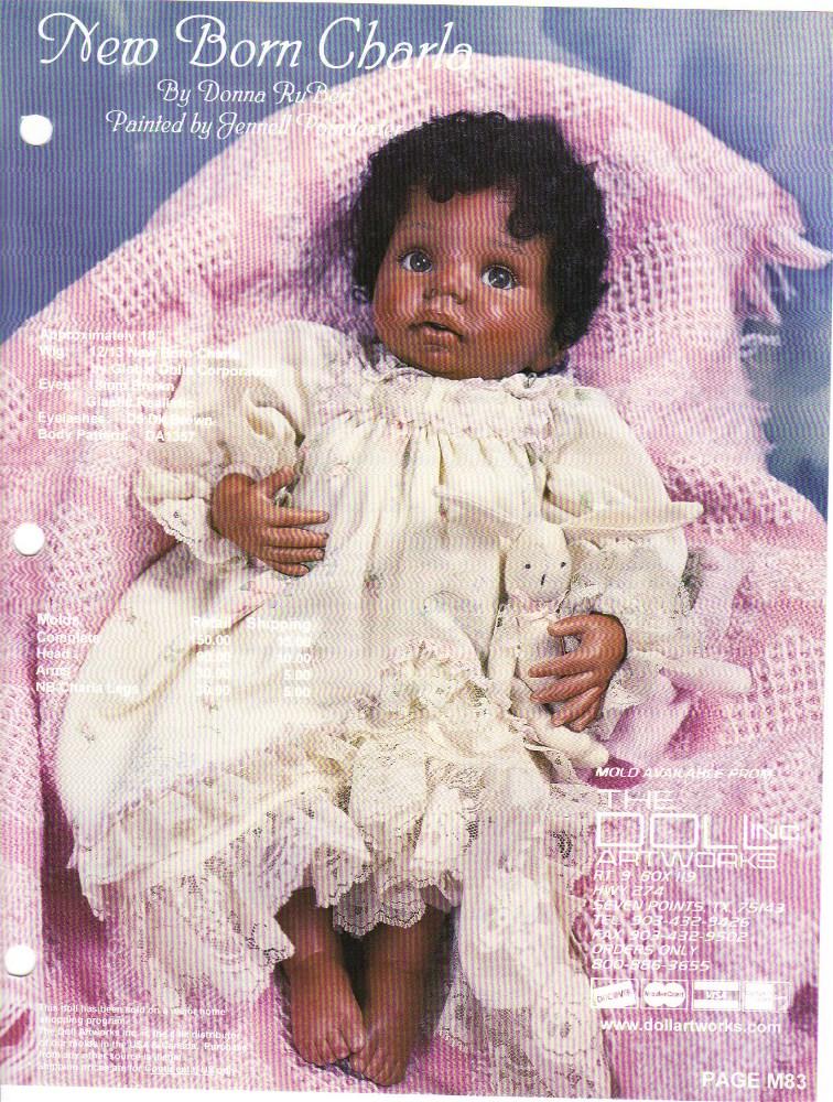 """18"""" New Born Charla"""