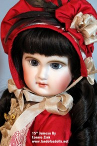 15 Inch Frenchette Jumeau by Connie Zink