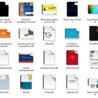 20 Manuals d'Identitat Corporativa descarregables en PDF… i gratis!