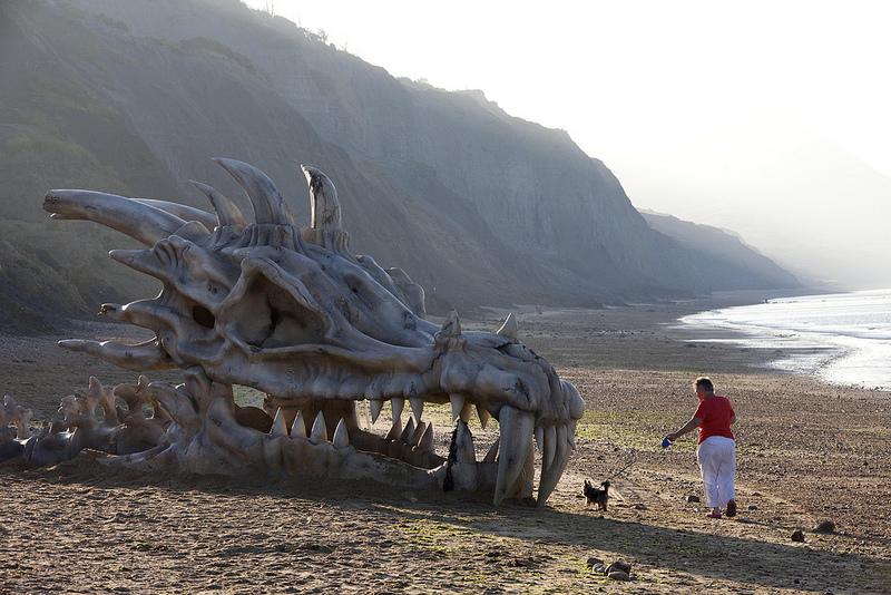 Sant Jordi ja ha matat el drac?