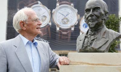 Walter Lange zum 90. Geburtstag