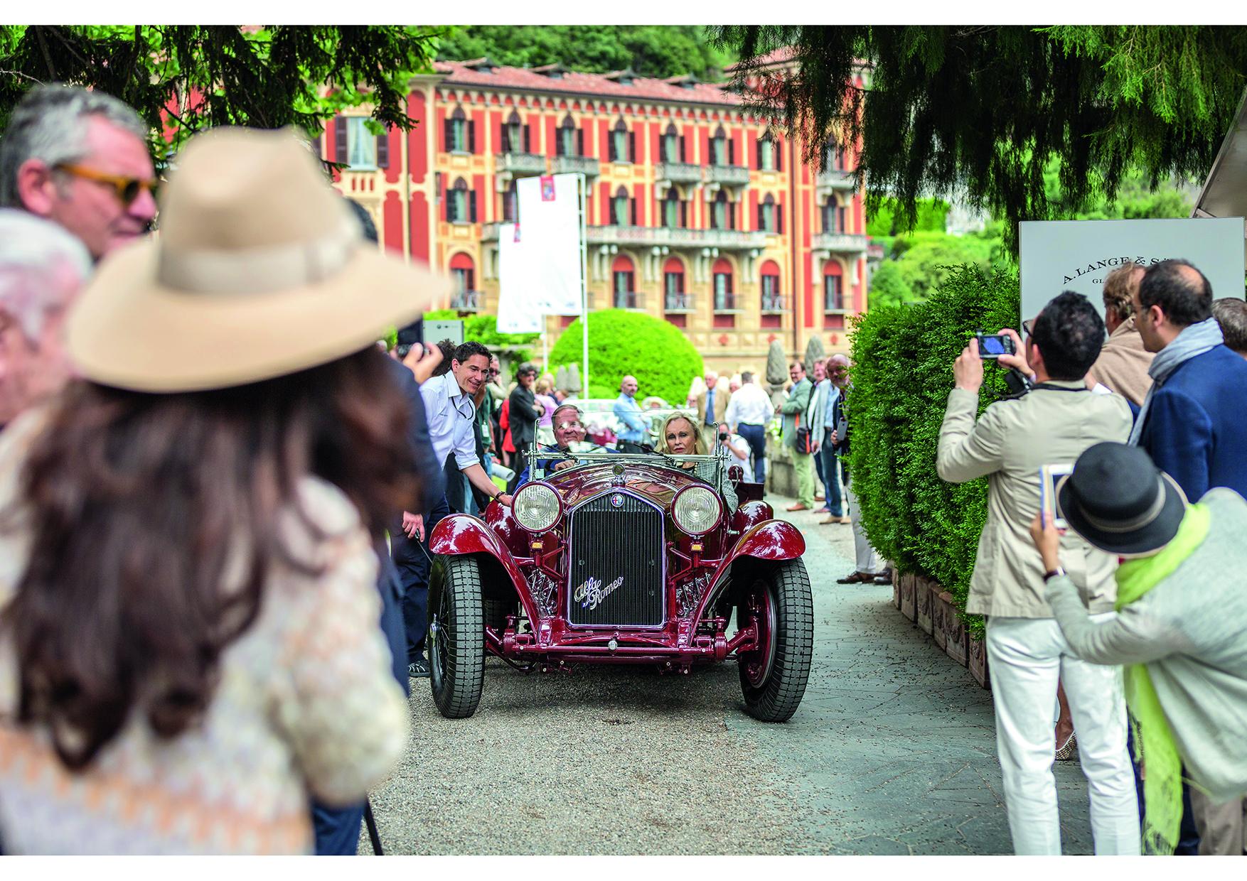 Concorso d'Eleganza Villa d'Este 2015 - A.Lange & Söhne - Ben Gierig - Fotografie www.Ben-Gierig.de