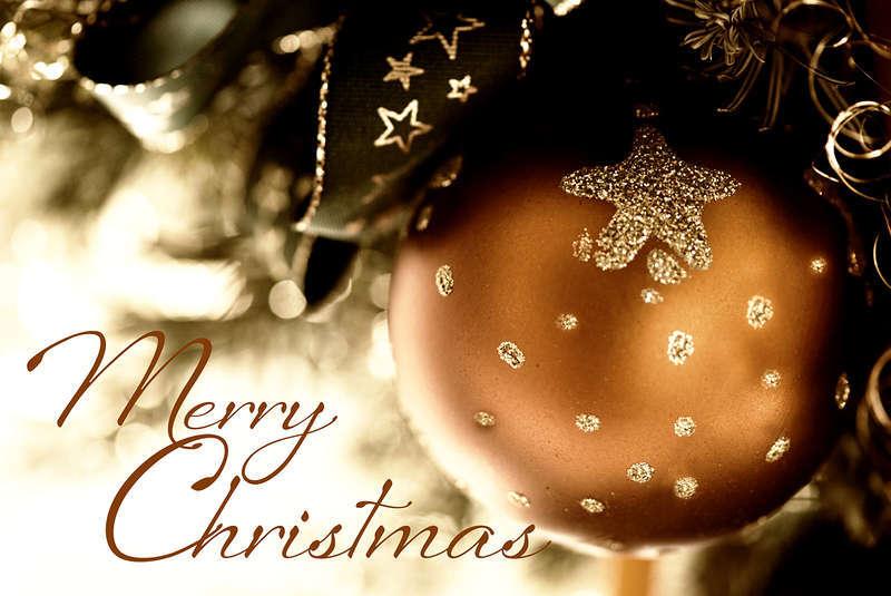 Ein frohes und besinnliches Weihnachtsfest