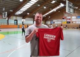 Coach Manuel Lohnes