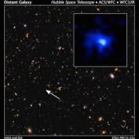 EGS-zs8-1, Galaksi Terjauh di Alam Semesta