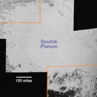 Gletser Nitrogen Mengalir di Pluto