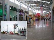 Langkawi Airport padang matsirat