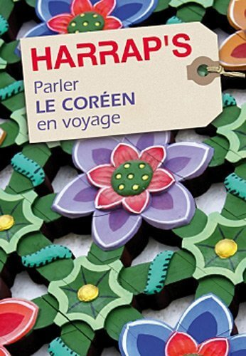 Harrap's parler le Coreen en voyage