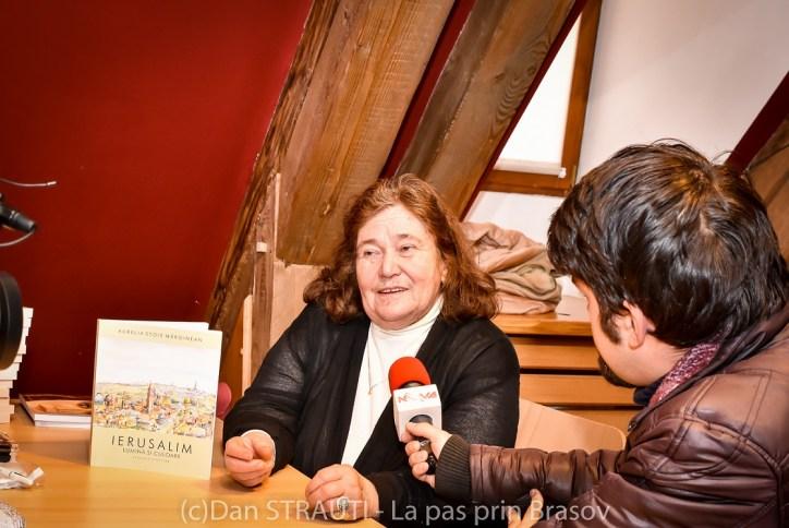Aurelia Stoie Mărginean - lansare carte (1)