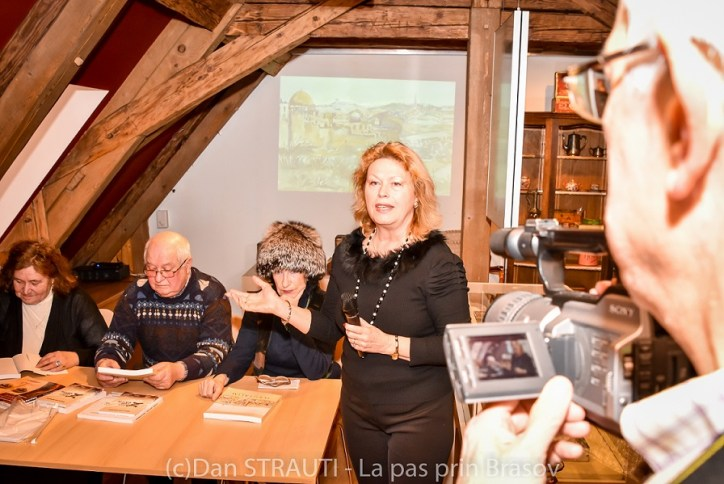 Aurelia Stoie Mărginean - lansare carte (2)