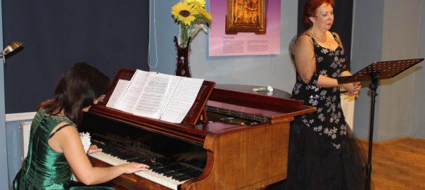 Primavara - recital