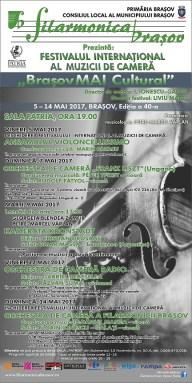 Filarmonica - Festival muzica de camera - mai 2017