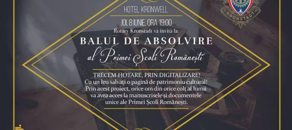 Balul Primei Scoli Romanesti