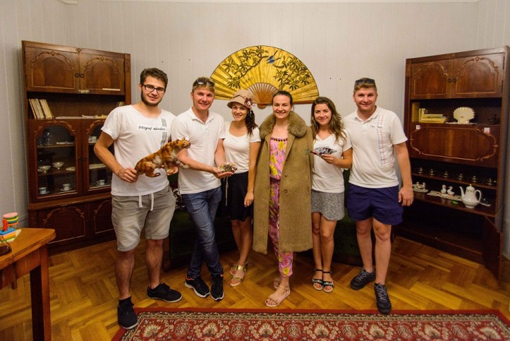 Zig Zag prin România_echipă
