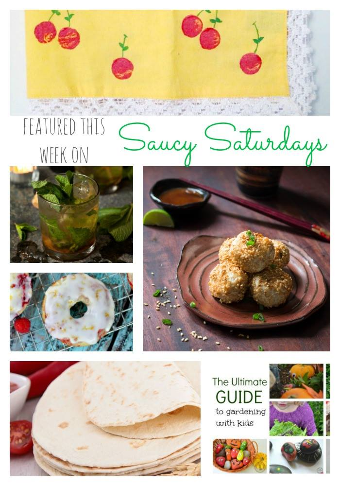 Saucy Saturdays is a blog hop or link party open to all food, DIY & craft bloggers. Its hosted by Swayampurna Mishra aka Lapetitchef every Saturday 8am EST. Join us!