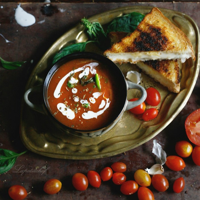 roasted red pepper and tomtao soup 65