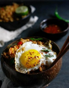 thai chicken fried rice