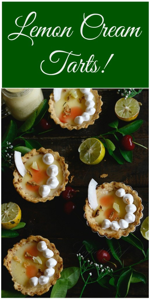 lemon cream tarts1