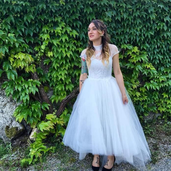 La petite planete de zoey - robe de mariée