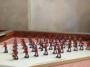 Exposition retraçant les 150 ans de l'Orchestre d'Harmonie.