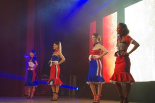 Show Miss France.