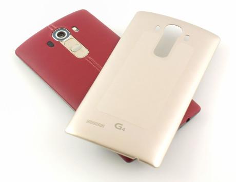 LG G 4 back extra panel