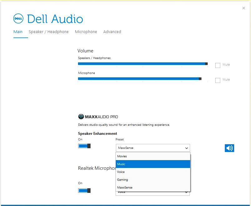 SoundDellAudio