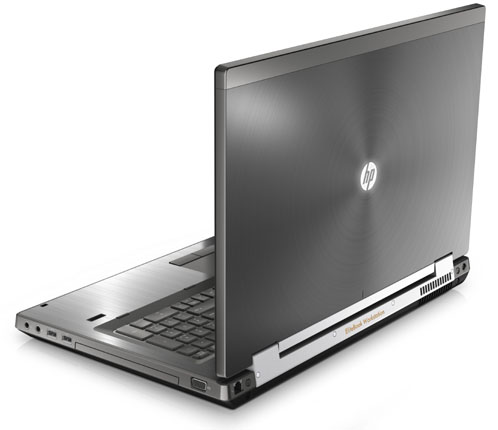 HP Mobile Workstastion 8760W