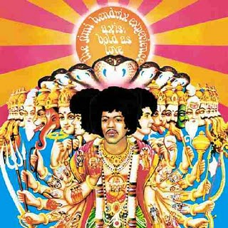 "The Jimi Hendrix Experience's ""Axis: Bold As Love"" (1967)"