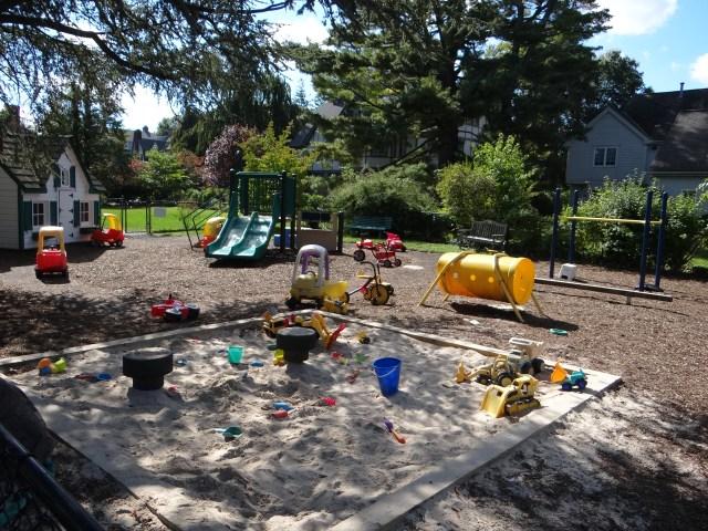 Larchmont Manor Pocket Park by Gay Rosen