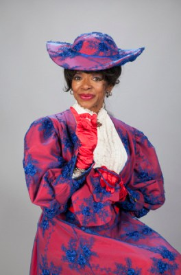 """Jonelle Allen stars in the summer production of """"Hello Dolly"""" at Saddleback College's McKinney Theatre. (courtesy of Ken Kinder)"""