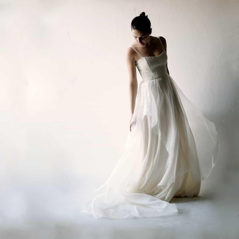 Fullsize Of Organza Bridal Gown