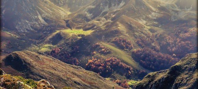 Sierra de Corteguero – Caleao (Redes)