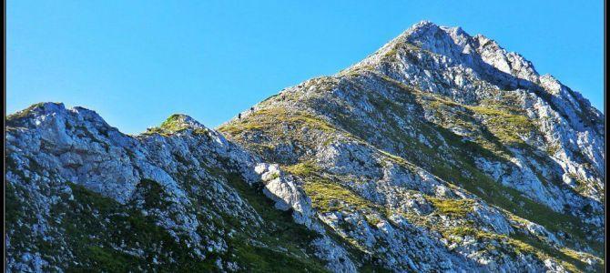 Pena Rueda desde L.lindes (2.152 metros) – Quirós