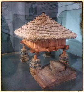Miniatura de Hórreo del occidente - Museo del Hórreo de Bueño