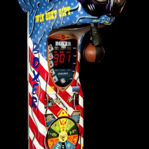 Boxautomat Modell Maske in einer Beispiellackierung USA - viele andere Lackierungen verfügbar