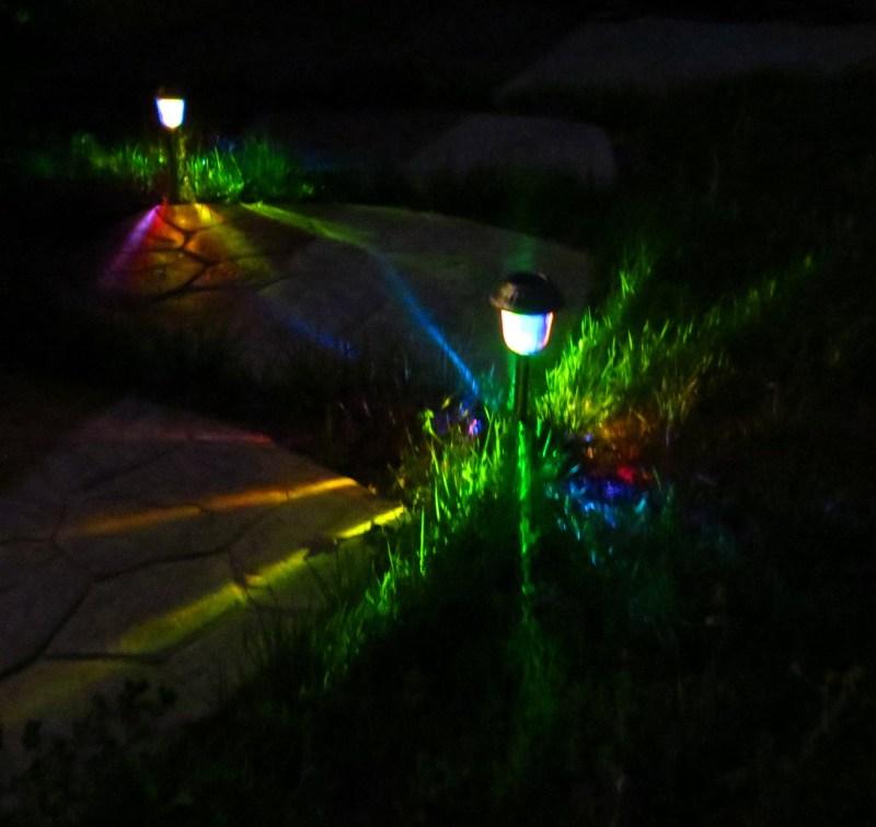 Large Of Solar Path Lights