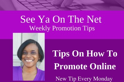 Monday Tip: Promoting When You Don't Have A Budget