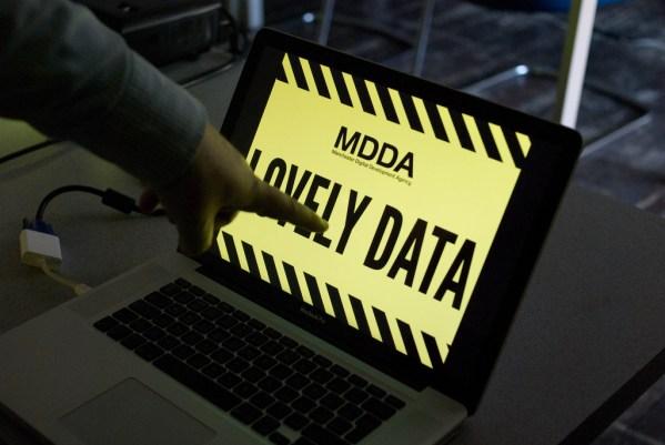 Lovely Data Transport Hack Day