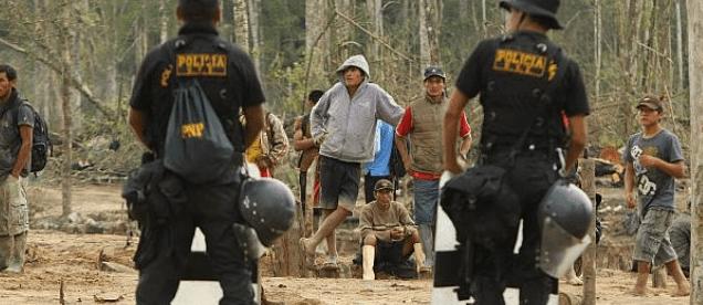 Minería ilegal. Foto: PCM