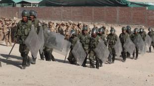 Militares seguirán apoyando a la policía en Arequipa, Puno y Madre de Dios. Foto: Andina