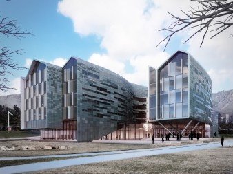 Lassonde Studios rendering (Courtesy Lassonde Entrepreneur Institute)
