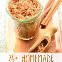 25+ Homemade Sugar Scrub Recipes