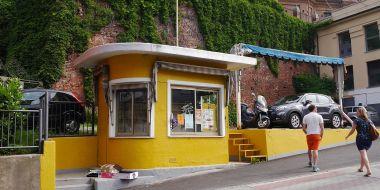 Ein Kiosk kann so schön sein. / Foto: Jessica Pahl