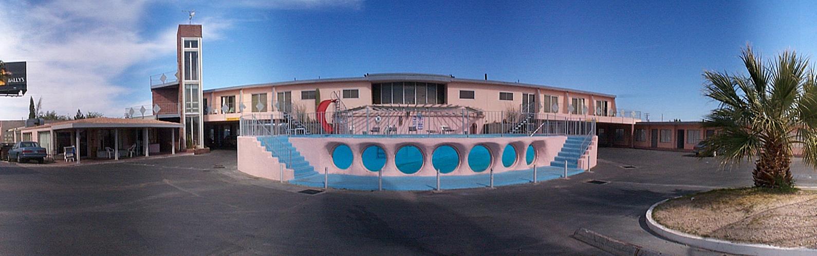 Motel in las vegas strip