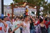 Obon dancers